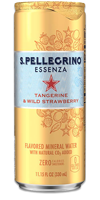 S.PELLEGRINO Essenza - Tangerine & Wild Strawberry
