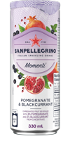 SAN PELLEGRINO Momenti Pomegranate & Black Currant