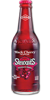 STEWART'S Black Cherry Soda