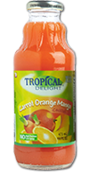 TROPICAL DELIGHT Carrot Orange Mango