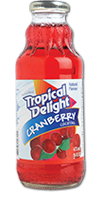 TROPICAL DELIGHT Cranberry