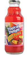 TROPICAL DELIGHT Fruit Punch