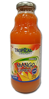 TROPICAL DELIGHT Mango-Carrot