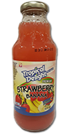 TROPICAL DELIGHT Strawberry Banana