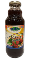 TROPICAL DELIGHT Sorrel Ginger