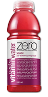 VITAMINWATER ZERO XOXOX - Acai-Blueberry-Pomegranate
