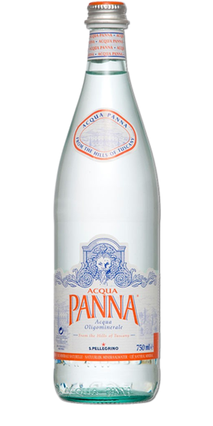 744032140ef ACQUA PANNA Natural Spring Water - 12 x 750ml Glass Delivery in Toronto