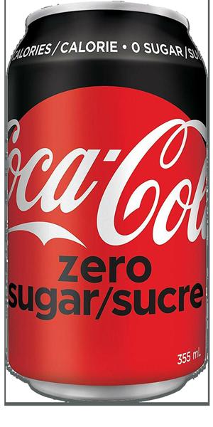 COCA-COLA/COKE Zero