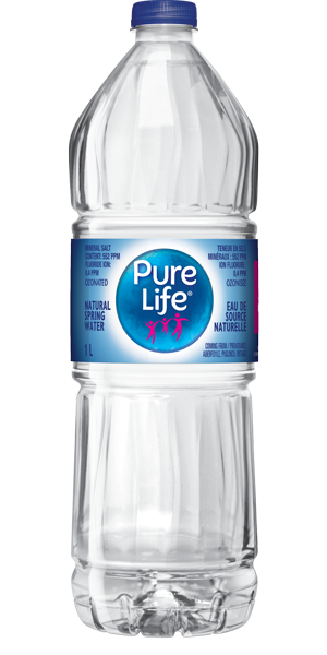 2eff8bb723 NESTLE Pure Life Natural Spring Water - 15 x 1L Plastic Delivery in Toronto