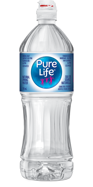 7e72b0f29a NESTLE Pure Life Natural Spring Water (Sport Cap) - 24 x 710ml Plastic  Delivery in Toronto