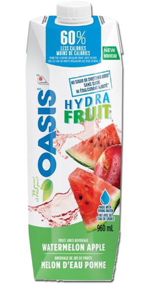 OASIS Hydrafruit Watermelon-Apple - Click Image to Close