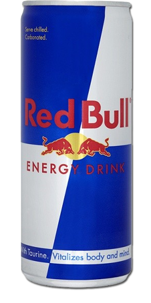 RED BULL Regular - Click Image to Close