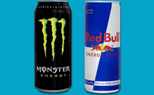 Energy Drinks - Cans