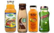 Juice/Tea/Coctails/Nectars Small - Glass
