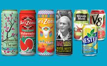 Juice/Tea/Coctails - Cans